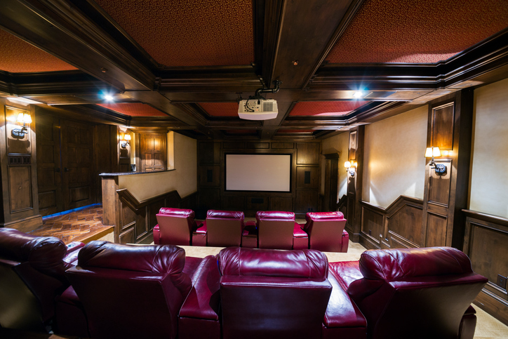 Logic Living | Home Theater